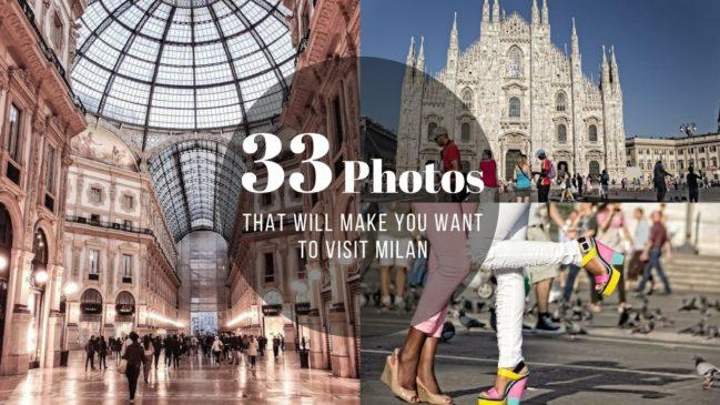 33 Photos That Will Make You Want to Visit Milan