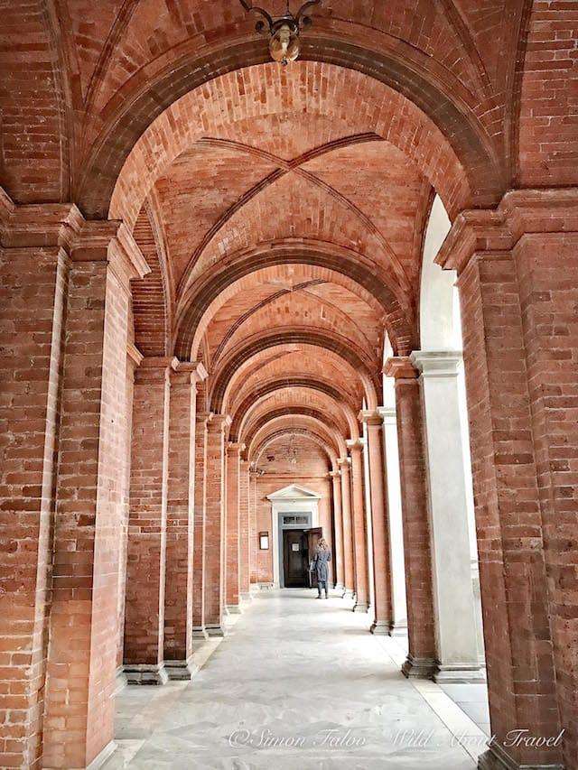 Milan Courtyard