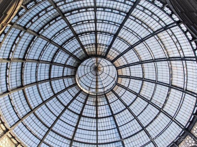 Milan Galleria Dome