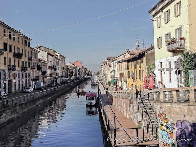 Milan Navigli (The Canals)