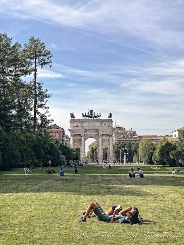Milan Parco Sempione
