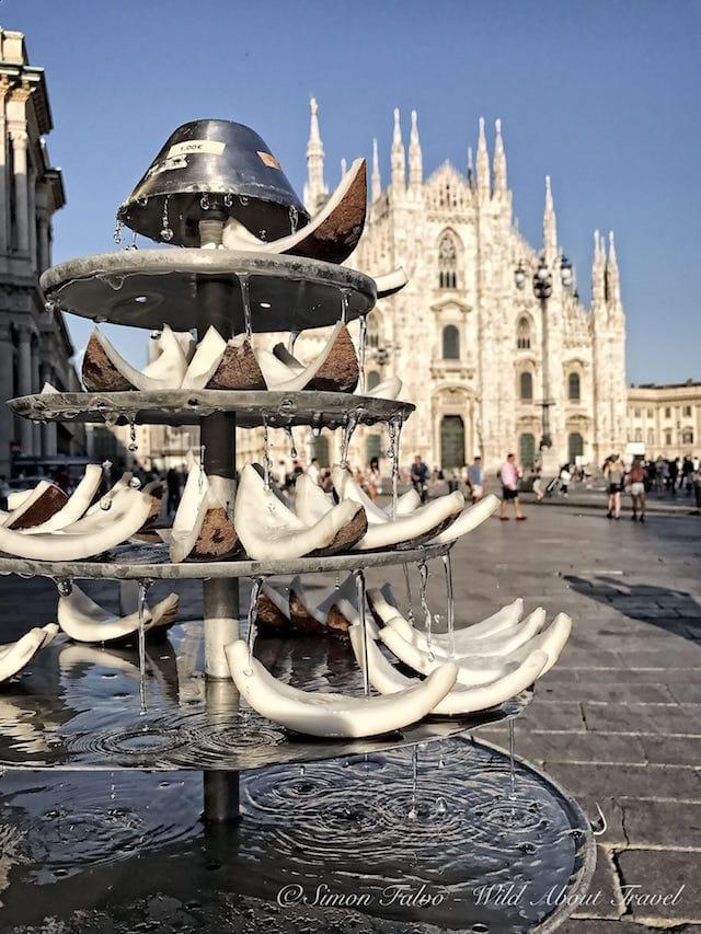Milan Piazza del Duomo [3]
