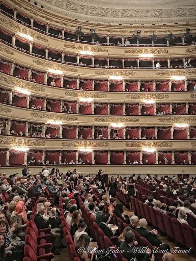 Milan Scala Theater