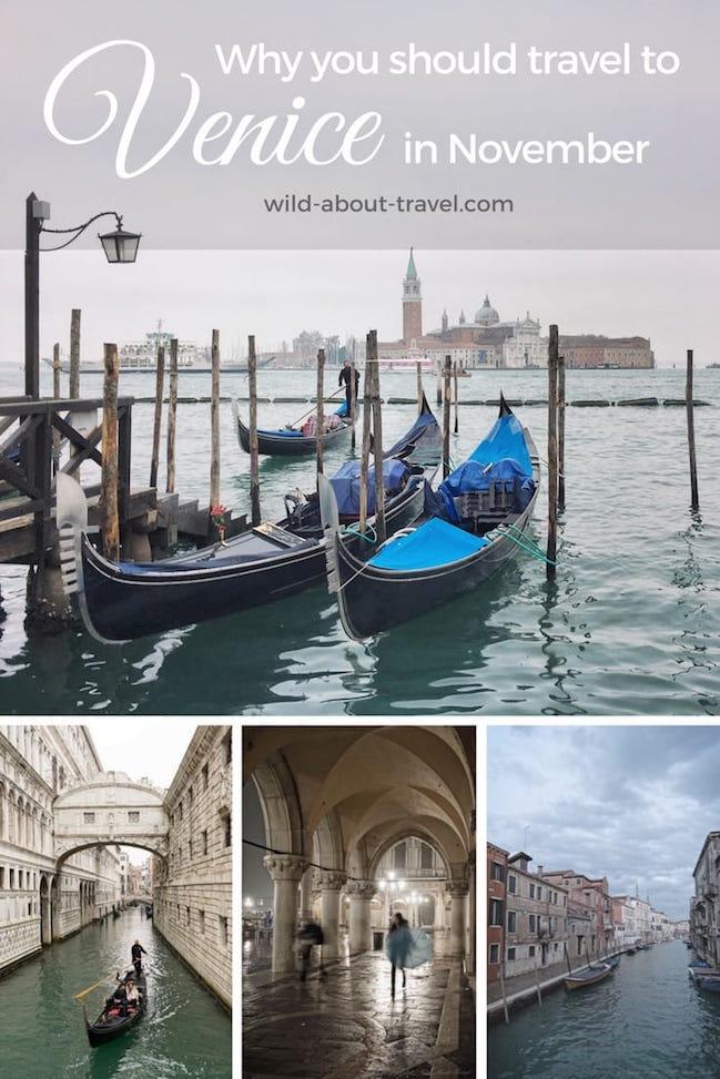 Visit Venice in November