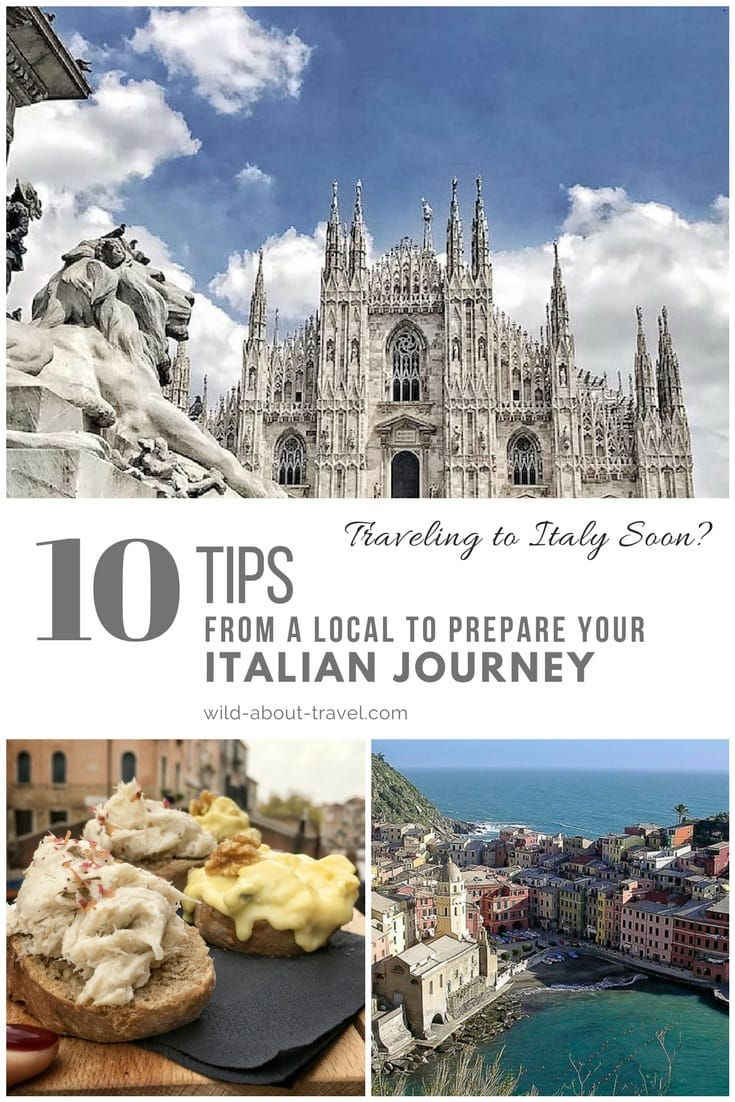 10 Tips from a Local to Prepare your Italian Journey (1) copy