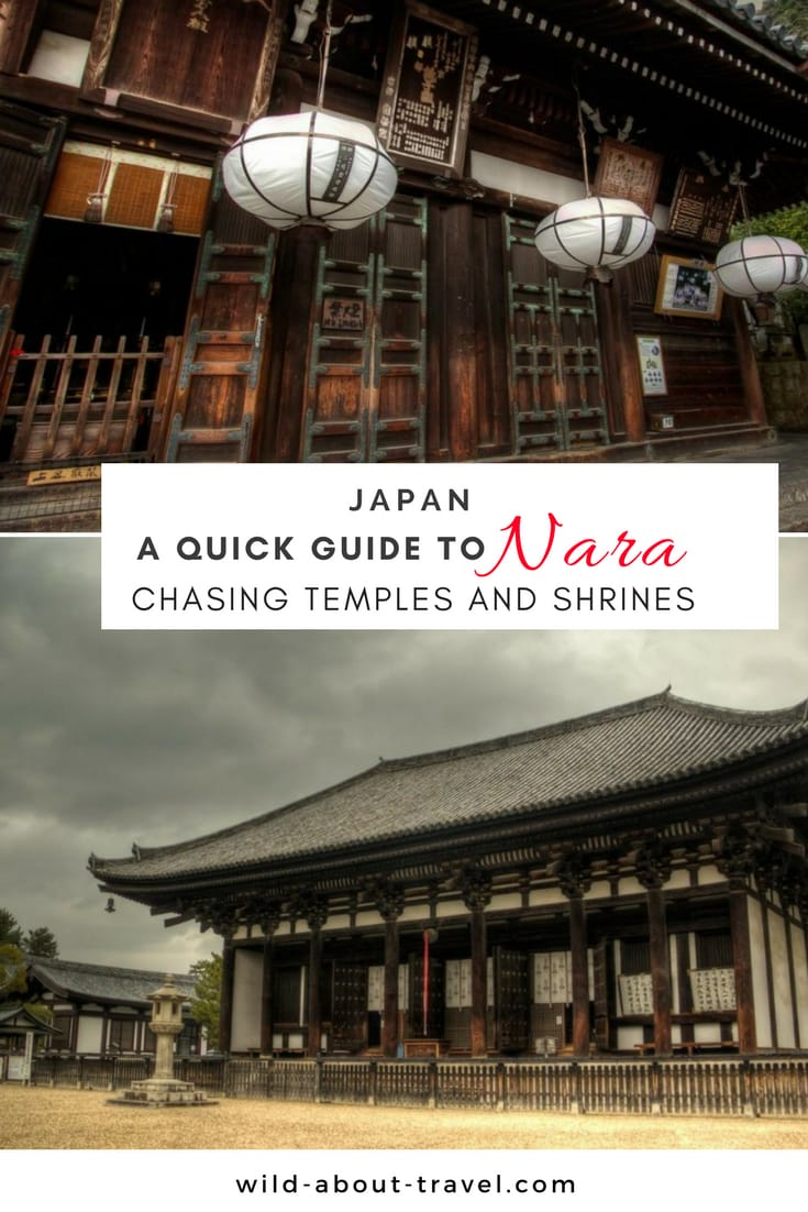 A quick guide to Nara