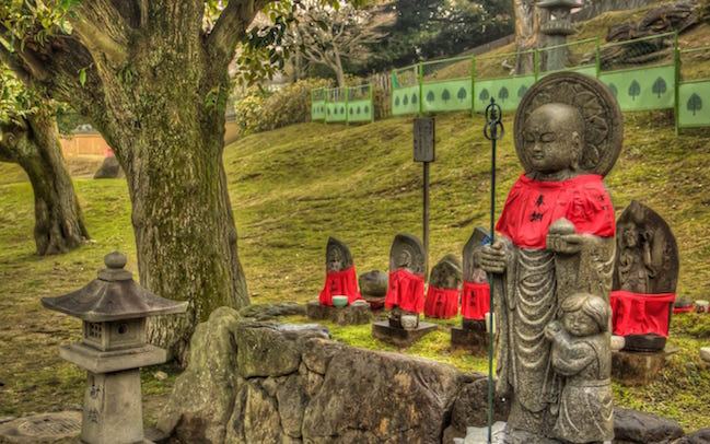 Nara Bhudda Sculptures
