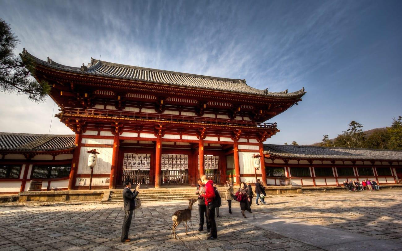 Nara, Kasuga Taisha Shrine