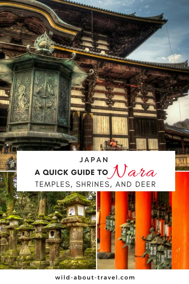 Nara Park Temples