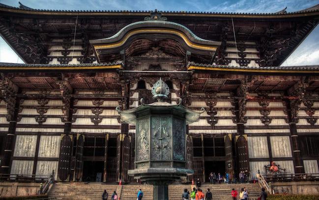 Todai-ji Temple, Daibutsuden Hall