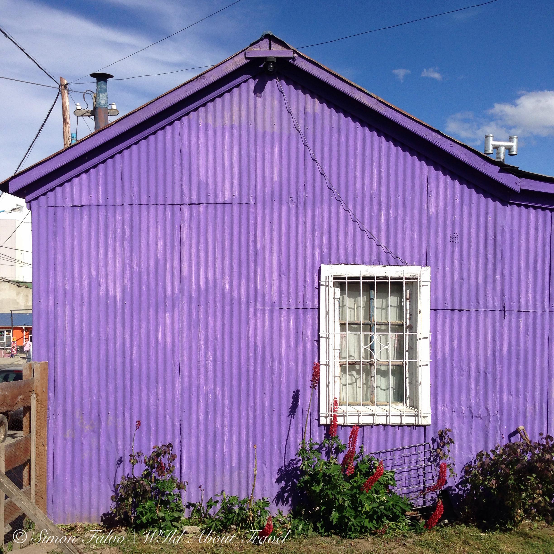 Ushuaia Purple Shed