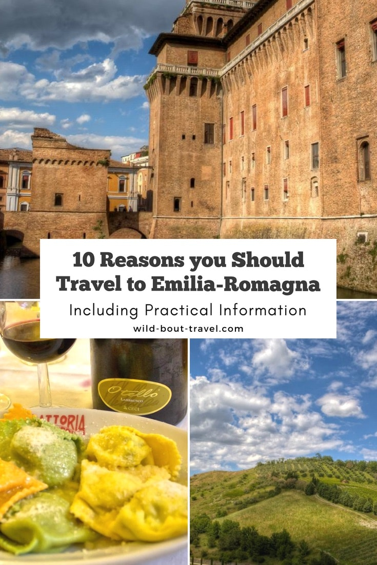 10 Reasons you Should Travel to Emilia-Romagna-min
