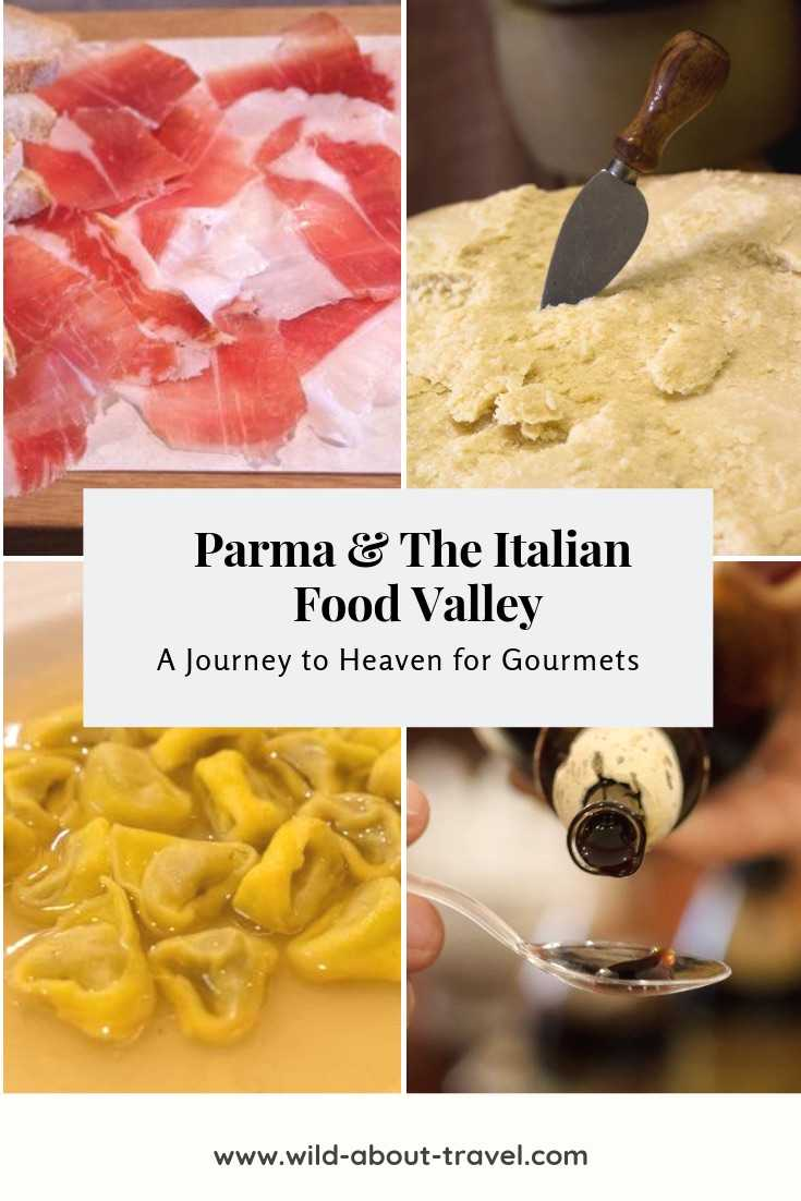 Parma and Italian Food Valley