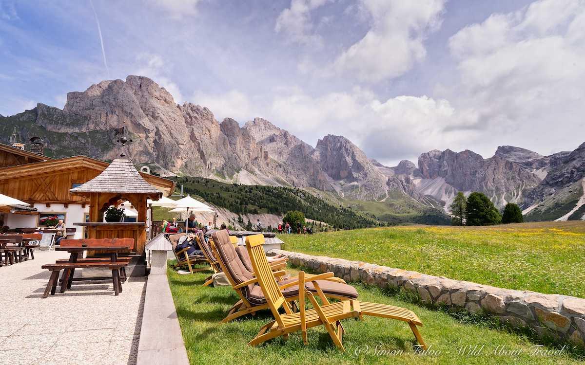 Dolomites, Col Raiser