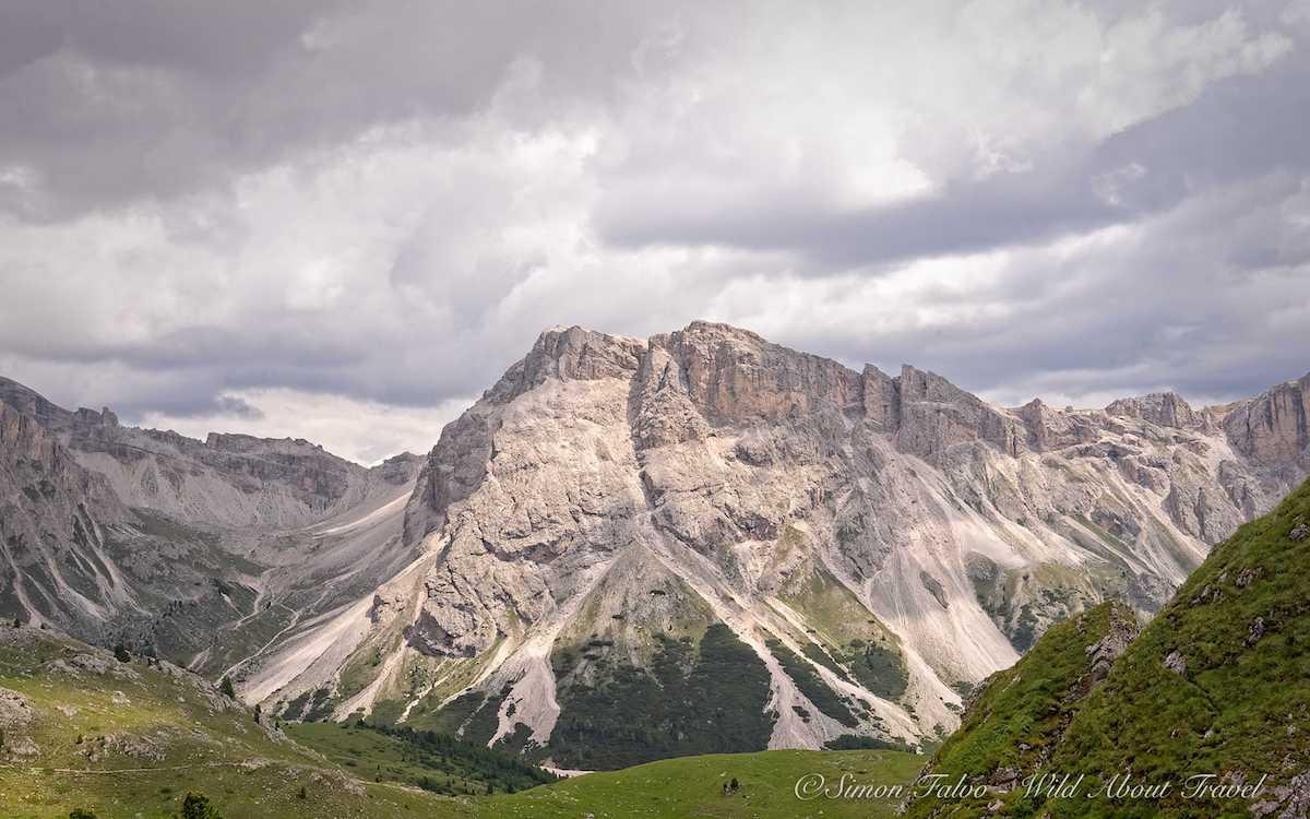 Dolomites, Hiking Val Gardena