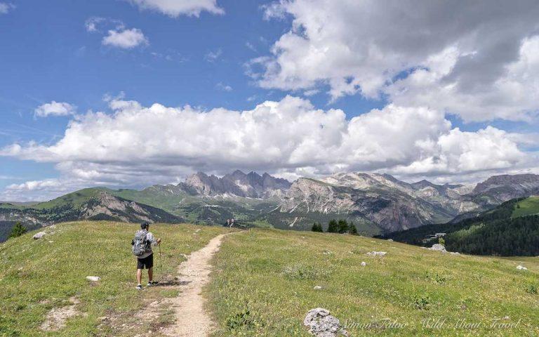 Italy, Dolomites, Alpe di Siusi