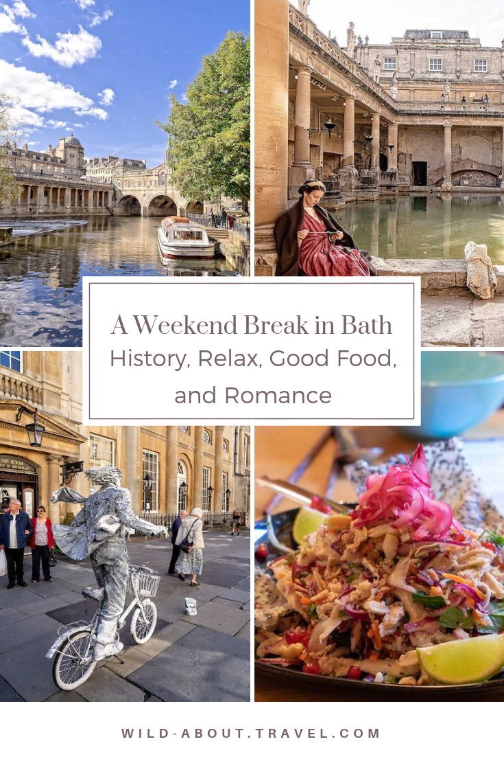 A Weekend Break in Bath