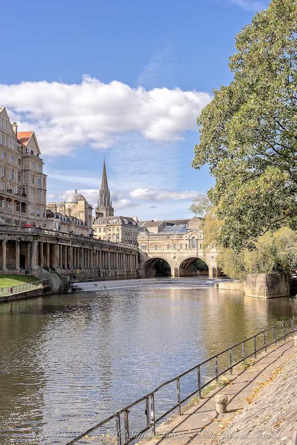 Bath - Riverside Walk