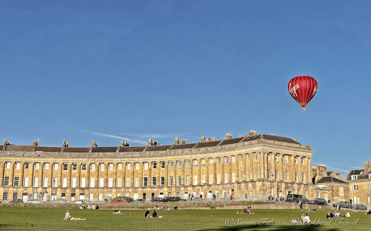 Bath, The Royal Crescent