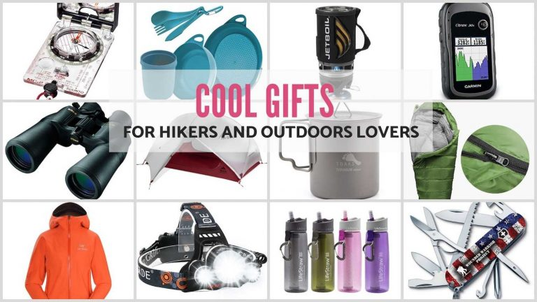Cool Gifts for Hikers