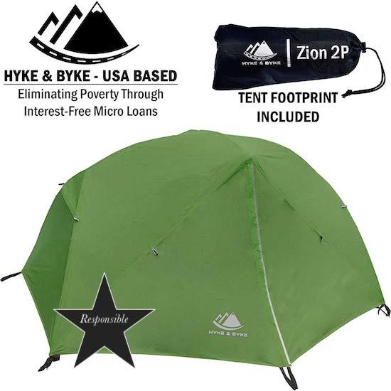 Hike & Bike Lightweight Tent
