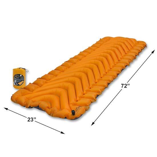 Klymit Insulated Sleeping Pad