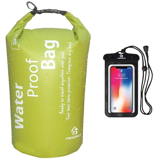 Waterproof Dry Bag (3 sizes)