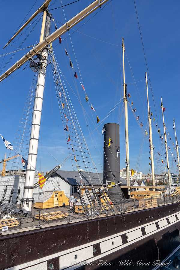 Bristol SS Great Britain [2] - by Simon Falvo, Wild About Travel copy