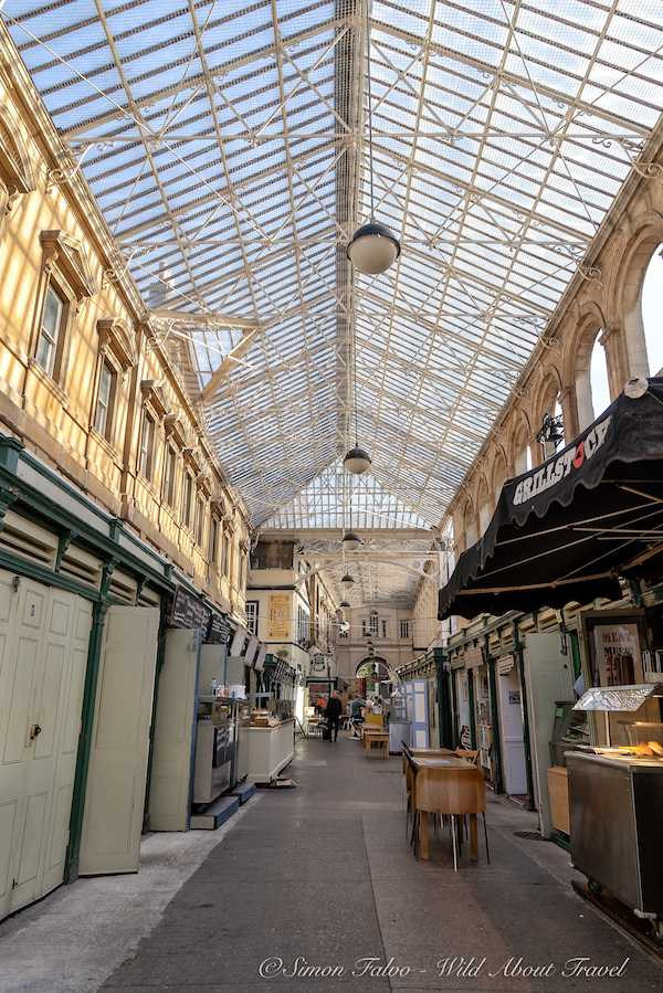 Bristol St Nicholas Market