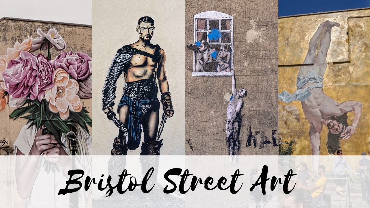 BRISTOL STREET ART SCENE
