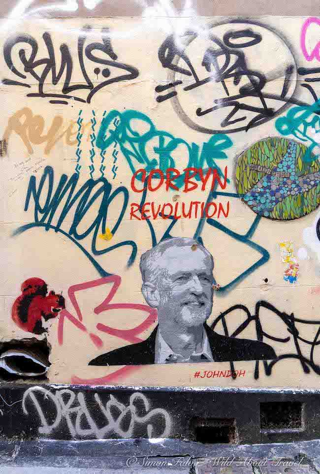 ristol Graffiti Leonard Lane