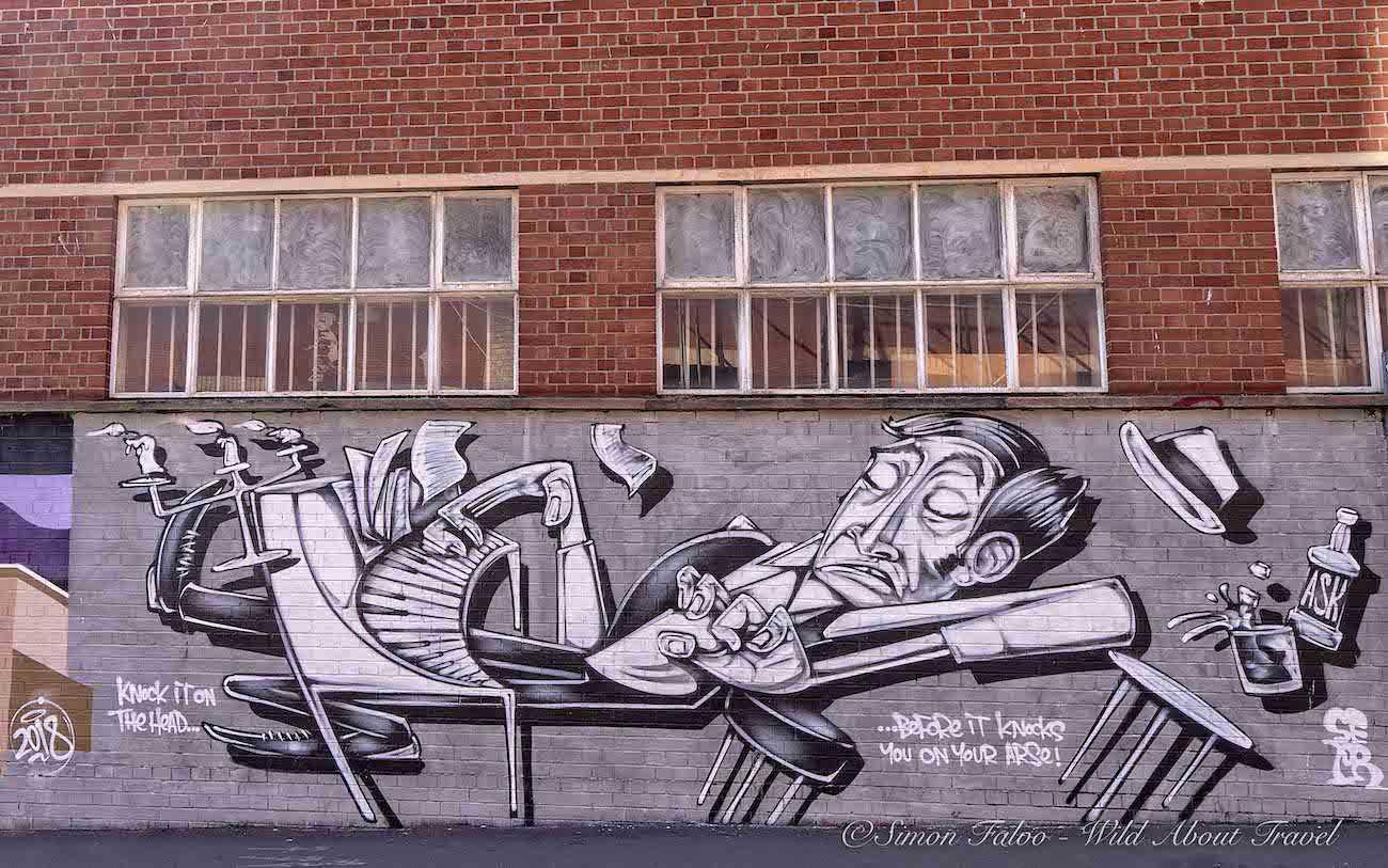 Bristol, Mural by SEPR