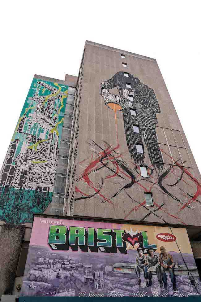 Bristol - The Vandal by Nick Walker