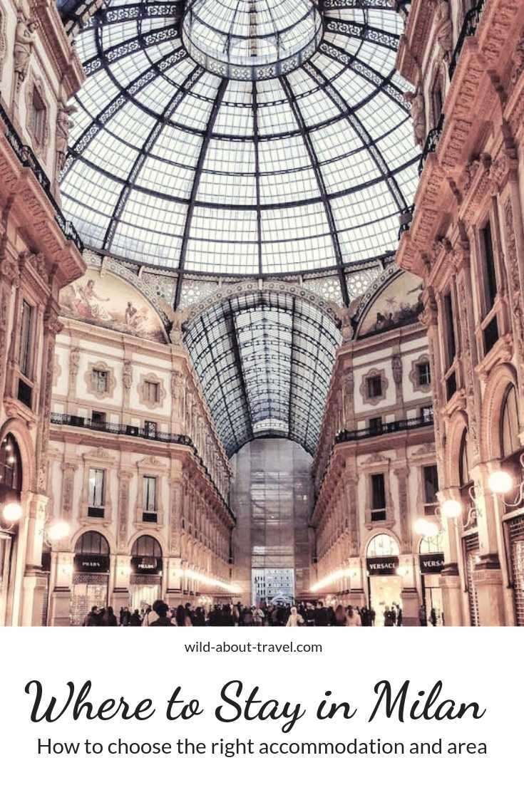 How to choose your Hotel in Milan