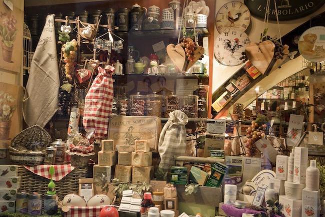 Bergamo-Shopping