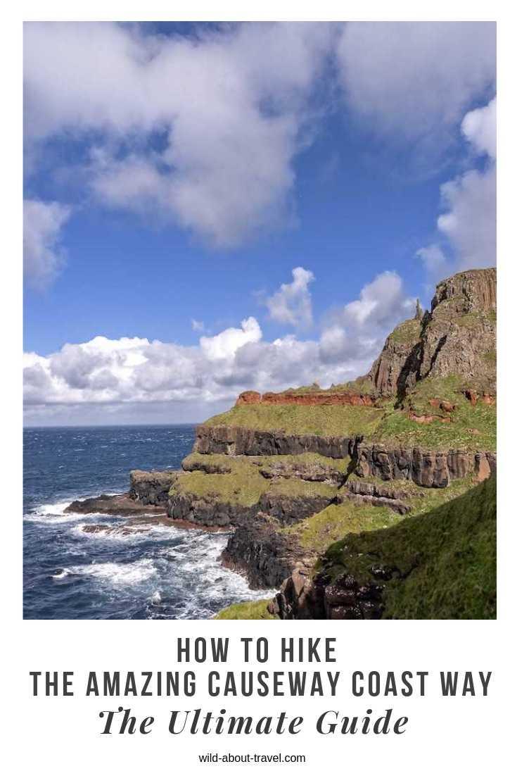 How To Hike The Amazing Causeway Coast Way