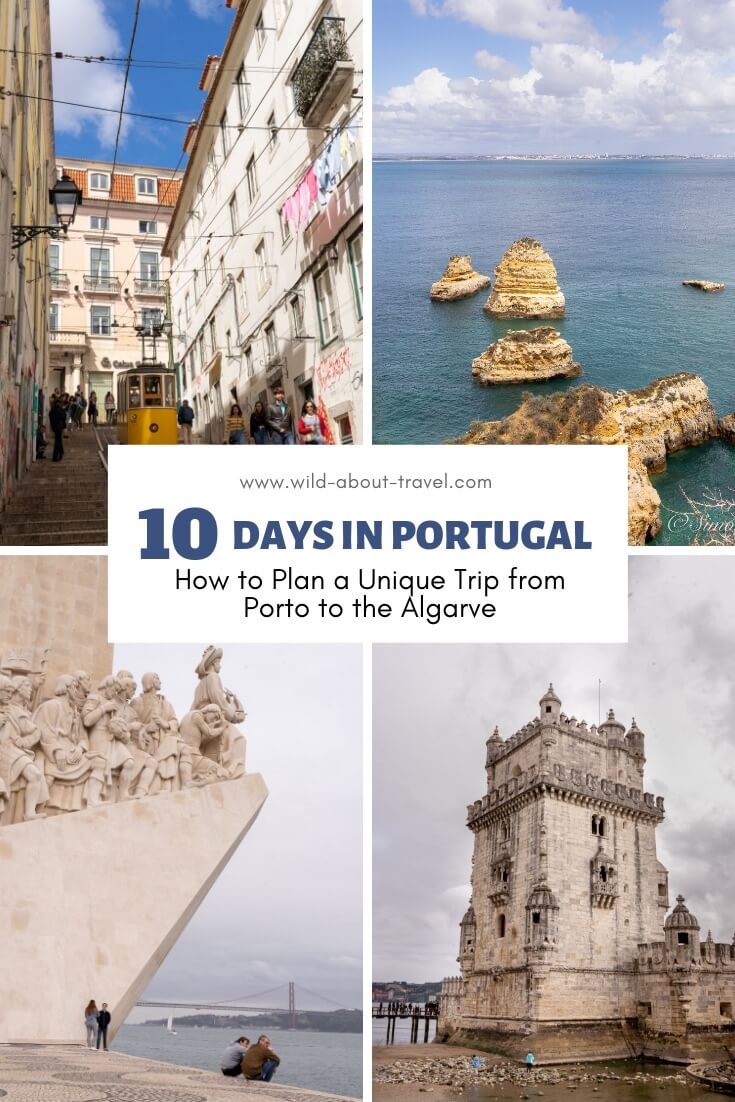 10 Days in Portugal Planning