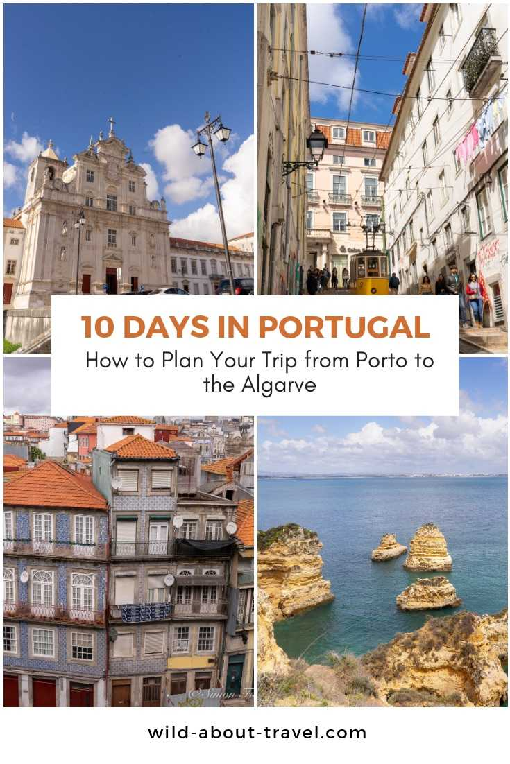 10 days portugal itinerary