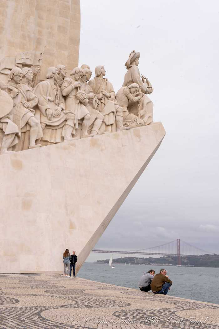 Belém, Monument to the Discoveries