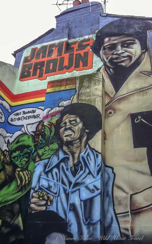 Brighton, James Brown Tribute