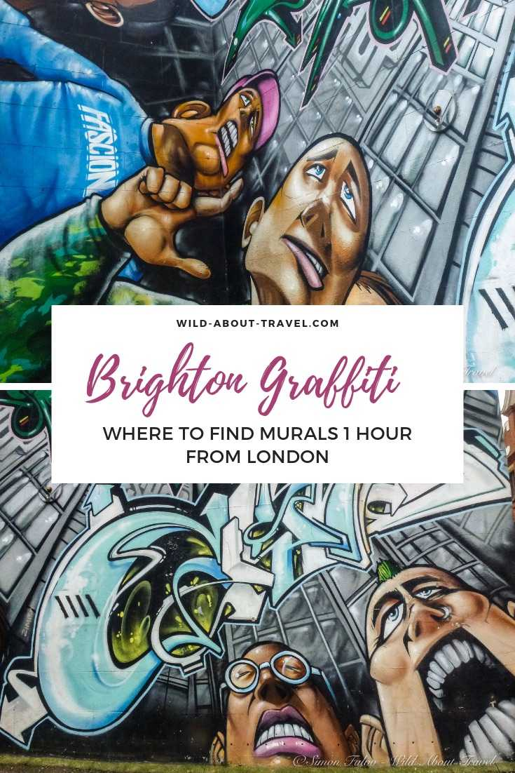 Brighton Urban Art