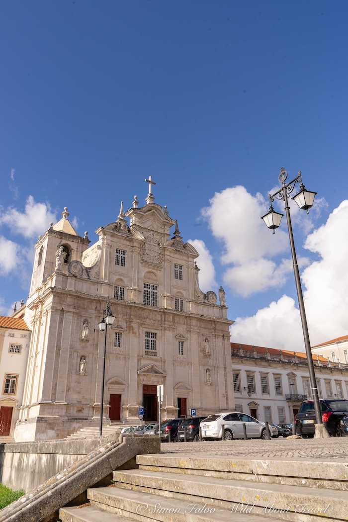 Coimbra Sé Nova Cathedral