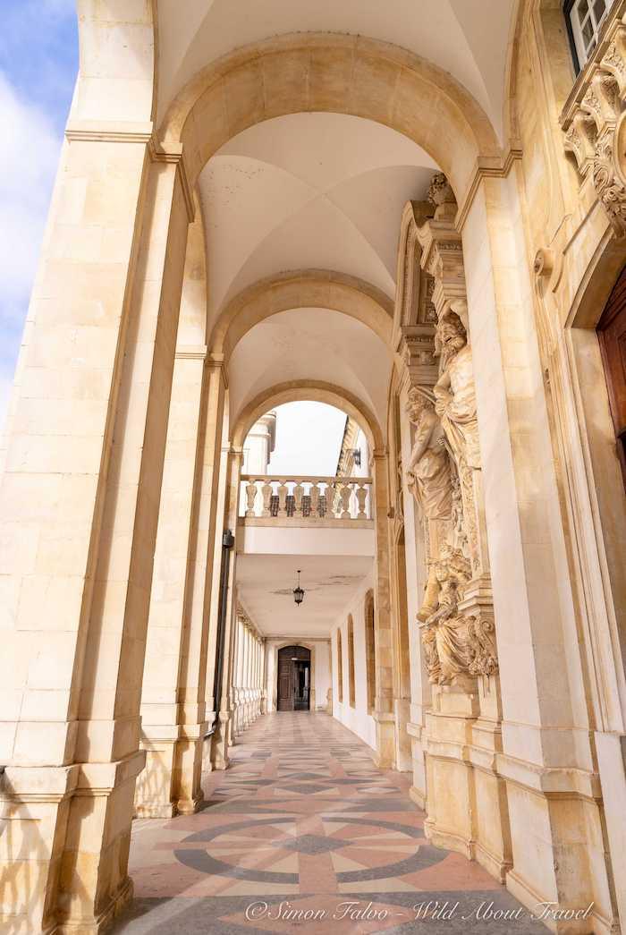 Coimbra University [2]