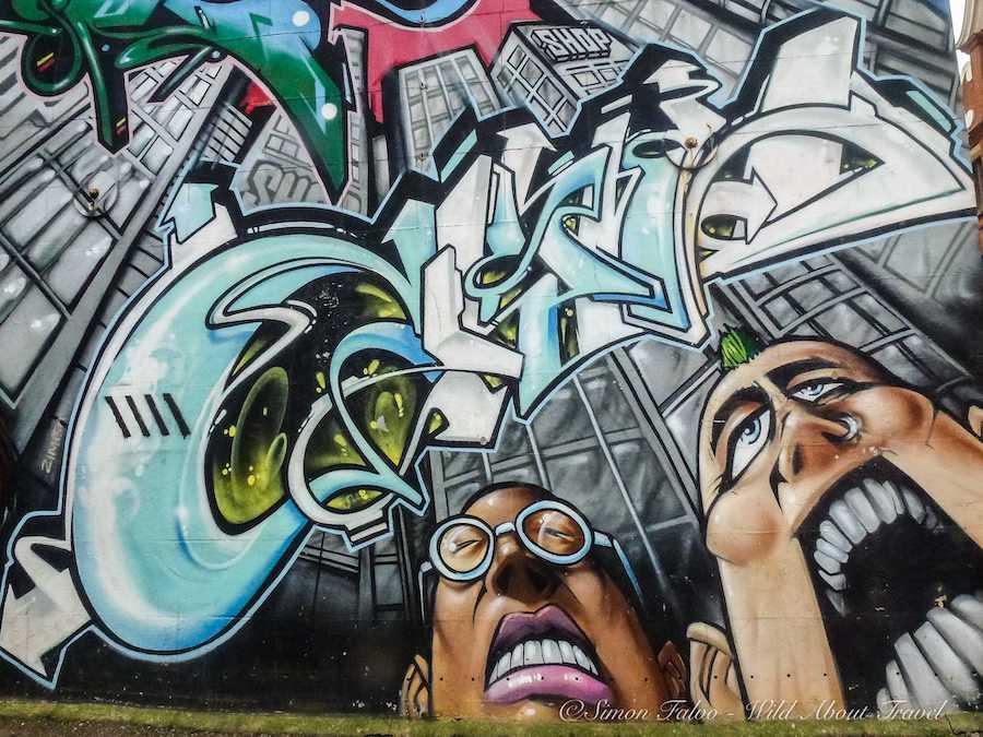 Murals in Brighton