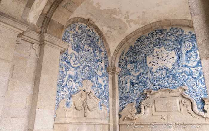 Porto Azulejos Sé Catedral