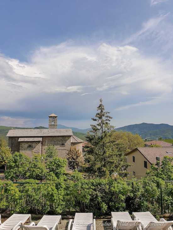 Balze, Emilia Romagna Apennines