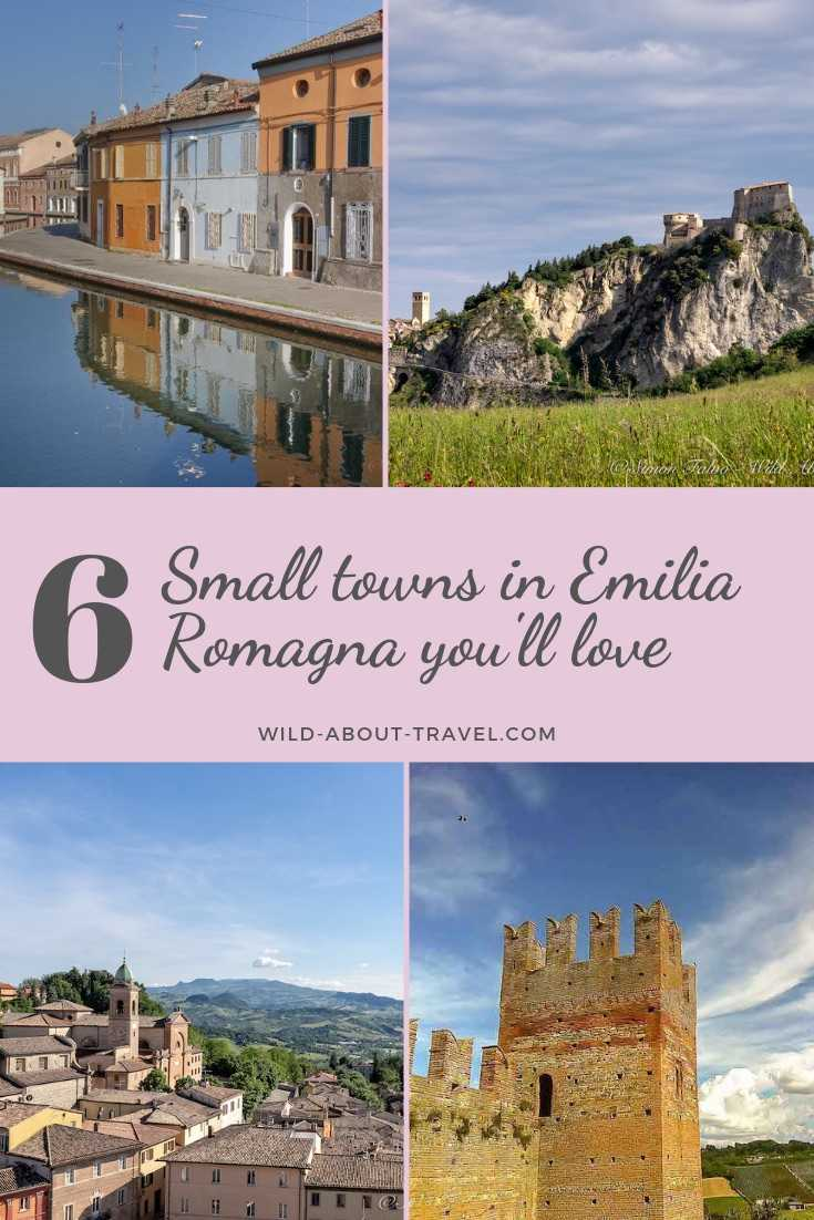 Beautiful Small Towns in Emilia Romagna