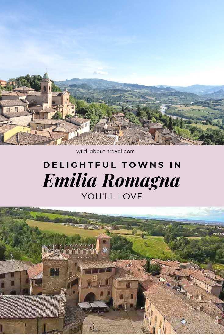 Beautiful Towns in Emilia Romagna