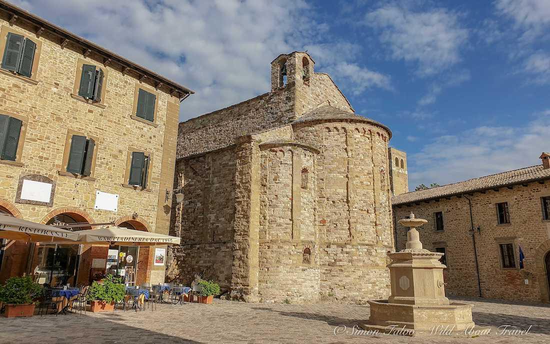 Emilia Romagna, San Leo