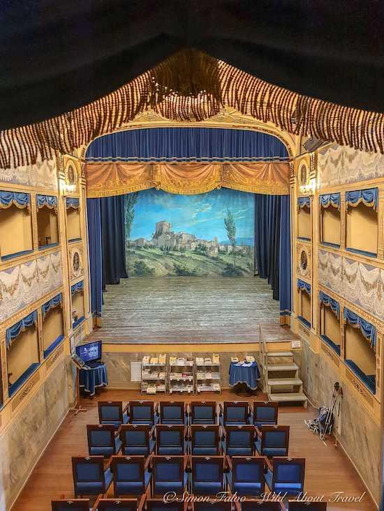 Mariani Theater, Sant'Agata Feltria